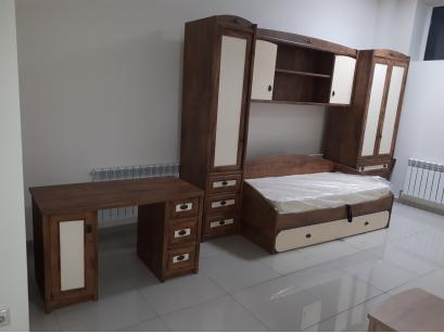 "Детская мебель ""Атлантида"" лагуна/ сонома/ карамель"