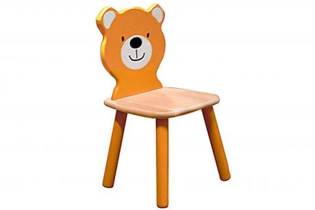 Стул детский медвежонок выб.бер.