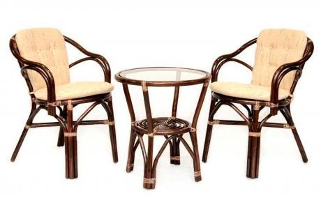 02/13 комплект патио стол+2 кресла