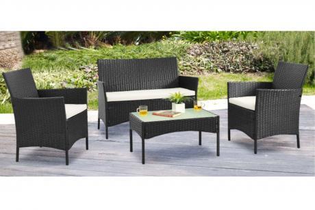 210013 А Комплект кофейный/стол +2 кресла+диван