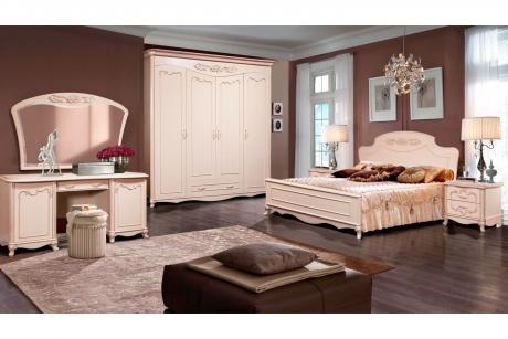 Спальня Валенсия -2Д ГМ 8900-12 Аркти дуб