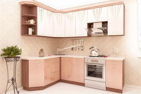 Набор мебели для кухни Афина под заказ