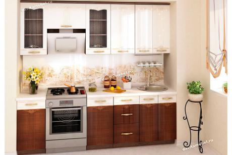 Набор мебели для кухни Каролина под заказ