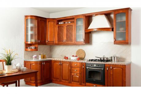 Кухня Трапеза вишня