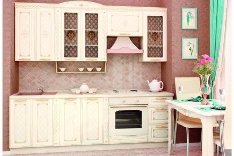 Набор мебели для кухни Милана под заказ