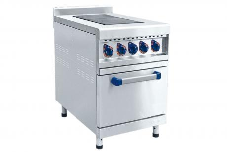 Плита электр. с жарочным шкафом ПЭ-2 ЖШ ( 2-х конф. с духовкой)