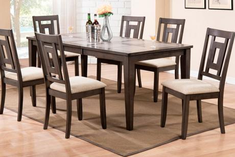15342 стол и стул 15382 grey