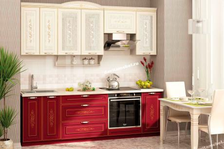 Набор мебели для кухни Виктория под заказ
