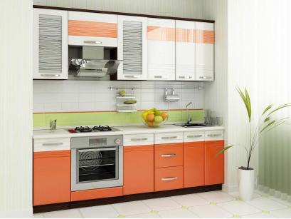 Набор мебели для кухни Оранж (2300*1500)
