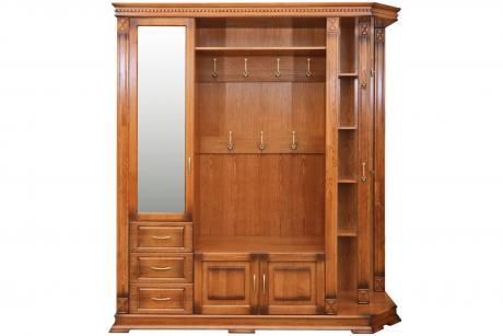 Шкаф комбинированный Верди Люкс 2П433.02