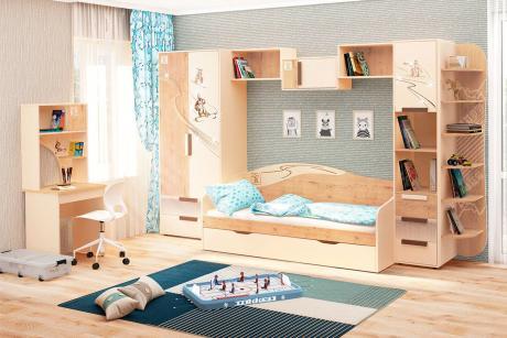 Набор детской мебели  Фристайл
