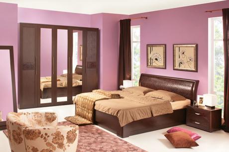 Спальня мебель Парма