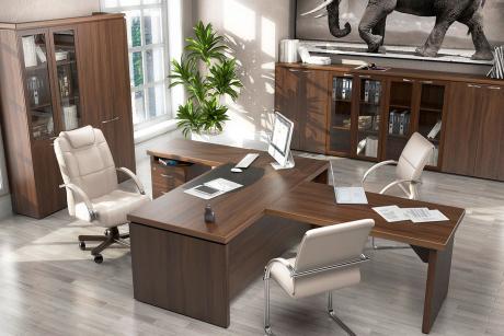 Набор офисной мебели Милан