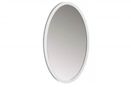 1116 Зеркало овальное дуб с/к патин.